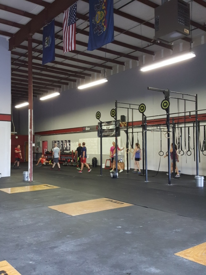 Crossfit Generation drop in – Horsham, PA (@cfgeneration)
