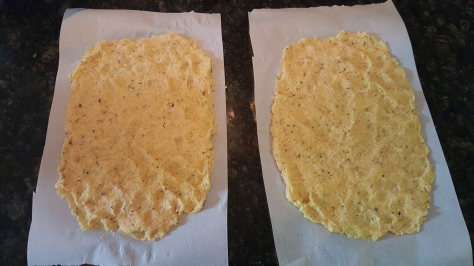 SS Crusts, pre bake