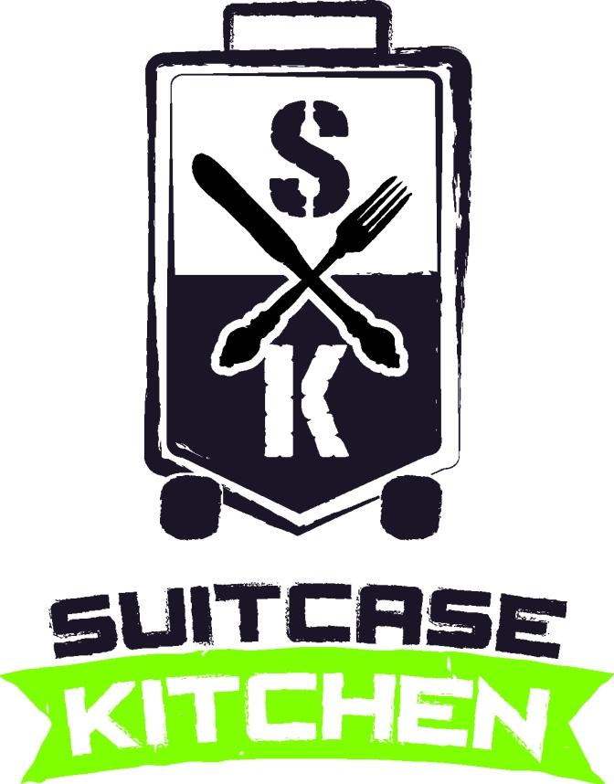 Announcing: Suitcase Kitchen!