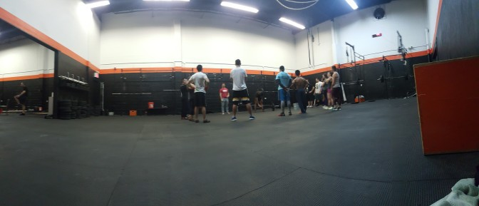 Crossfit Nassau – Mammouth Junction, NJ – @crossfitnassau