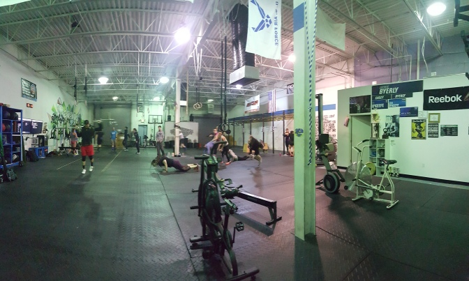Crossfit Diamond State – Super easy Delaware Drop in – @cfdiamondstate