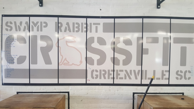 Swamp Rabbit Crossfit – Greenville, SC – @swamprabbitcrossfit