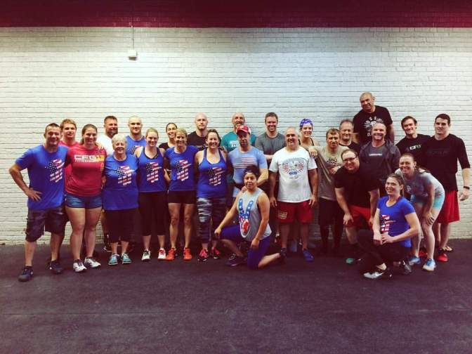 My Home Box: Crossfit Old Town (Alexandria)